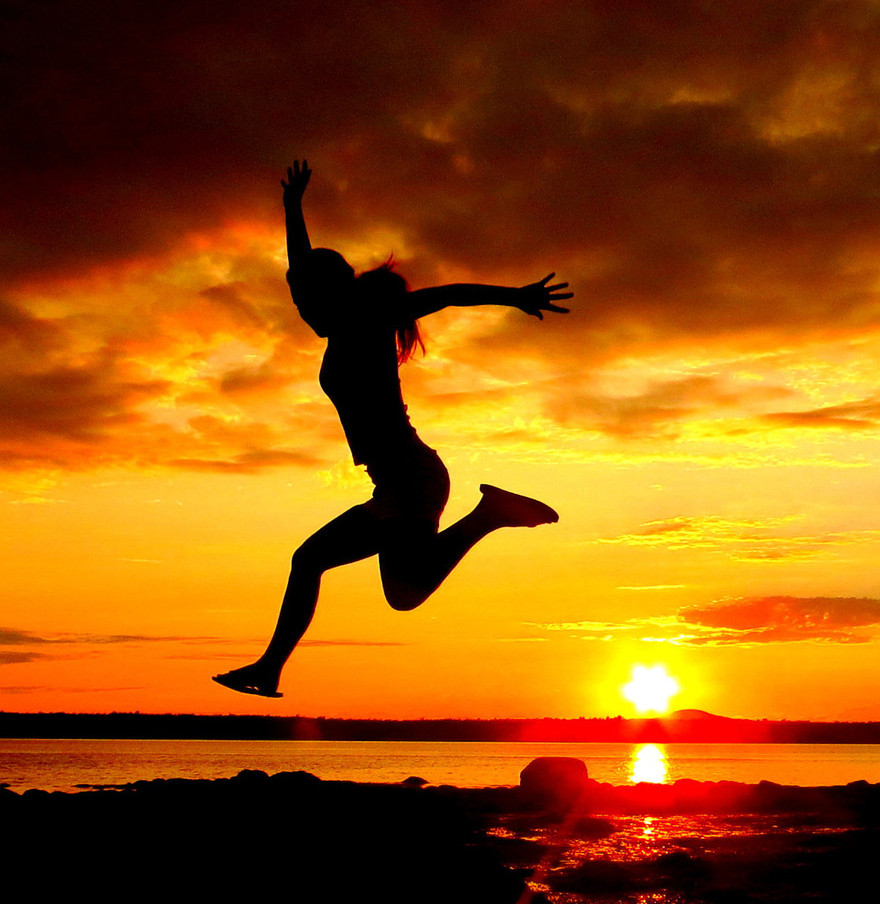 Leap into wellness!