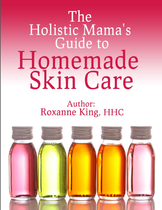 The Holistic Mama's Guide to Homemade Skincare — more epic life enhancement from the Toadally Primal Bundle
