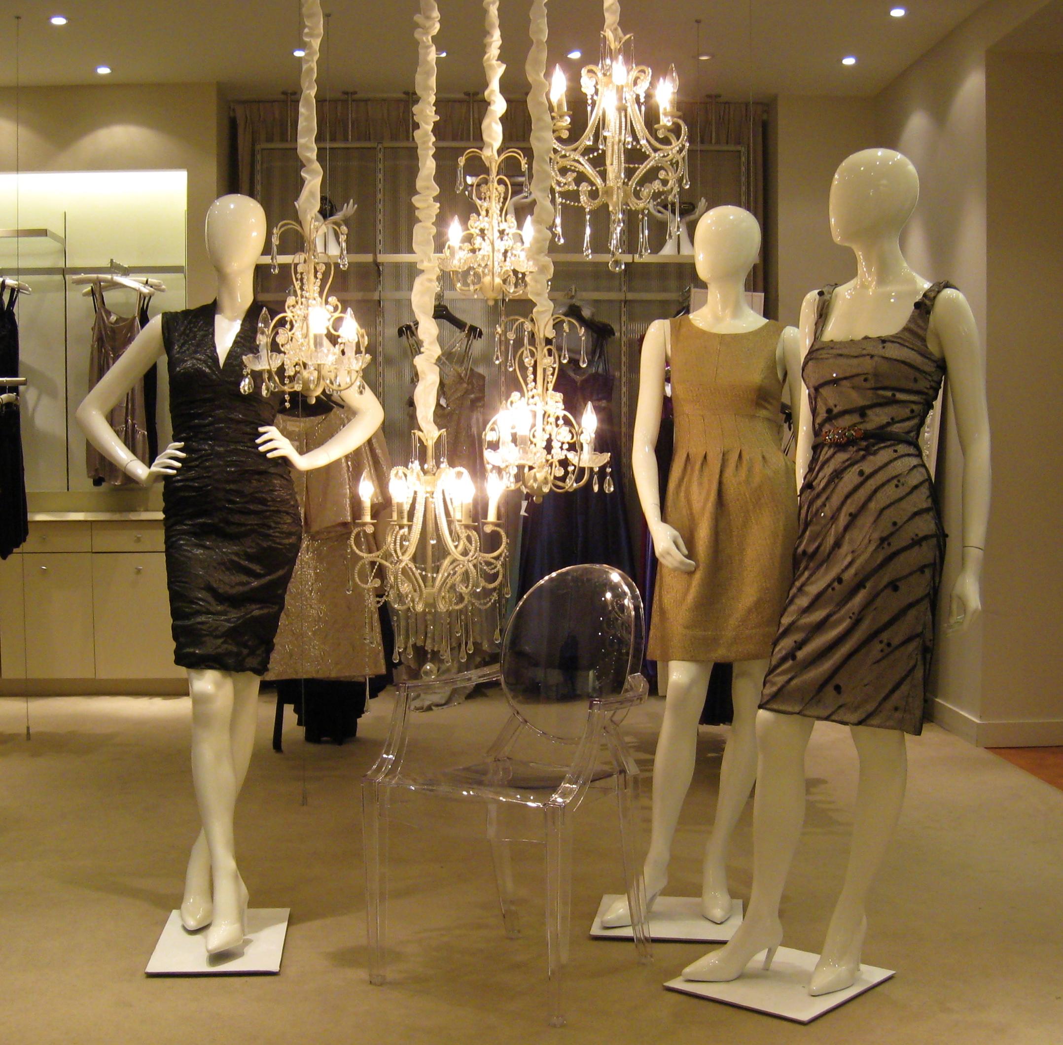 mannequin clothes