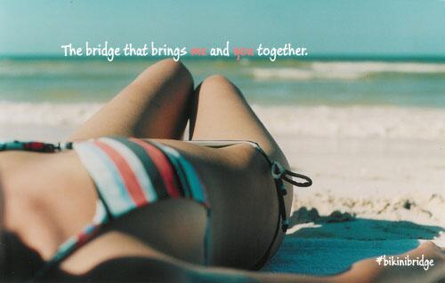 bikini bridge sudaphed