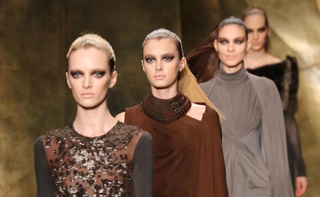 Donna Karan New York - Runway - Fall 2013 Mercedes-Benz Fashion Week