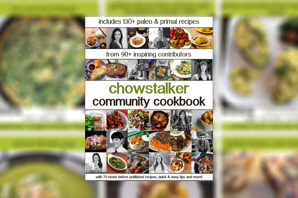 How to hang out with the entire paleo community in your kitchen at once!