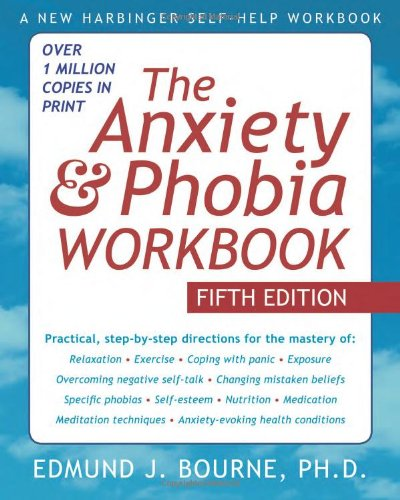 anxiety workbook