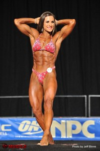 Julia Ladewski of Bella Forza fitness.