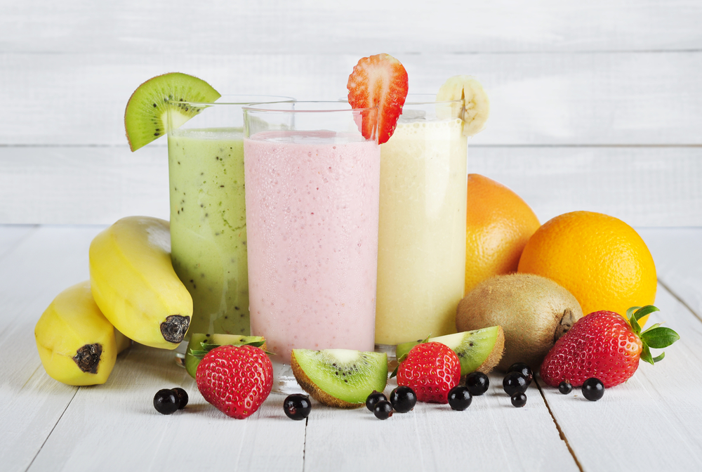 Get your free Smoothie Recipes Ebook Today!