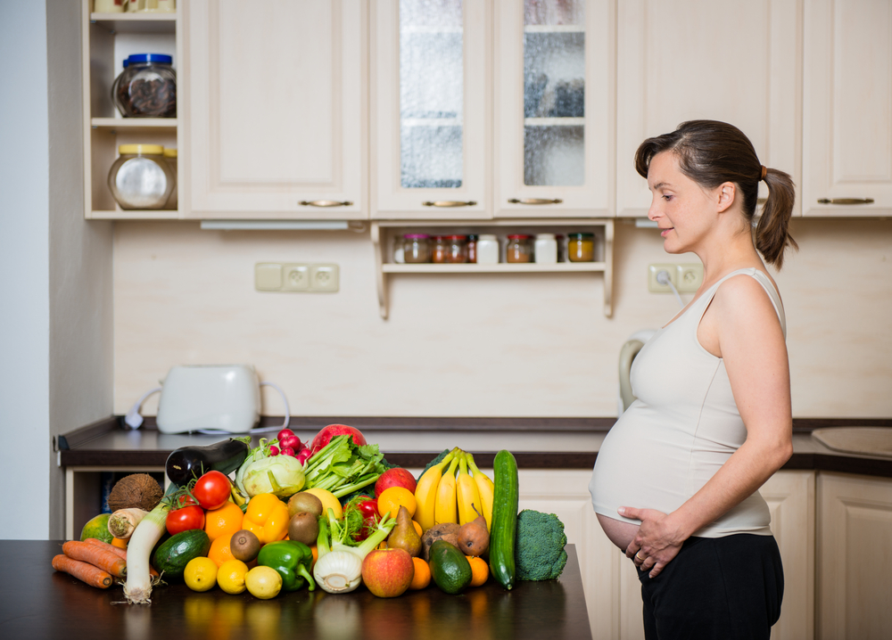 9 Foods You Should Supplement with while Pregnant