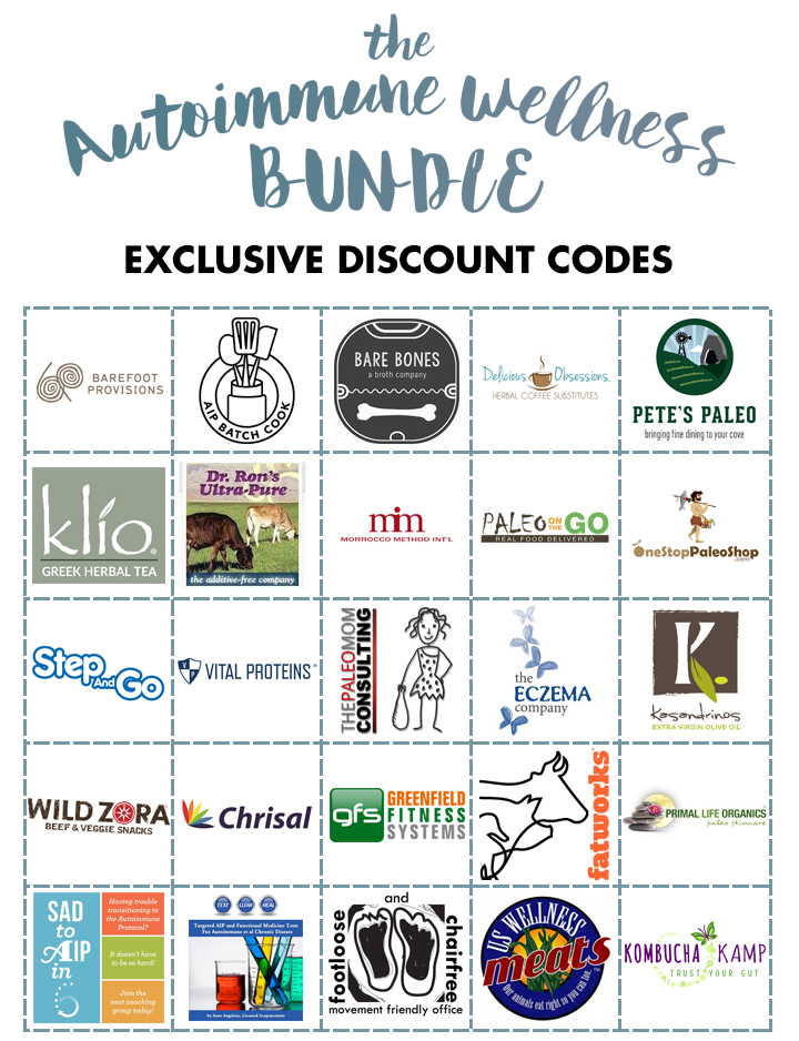 Last chance to get the autoimmune wellness bundle and today its discounts fandeluxe Images