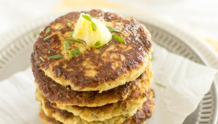 cauliflower fritters this week in paleo for women stefani ruper
