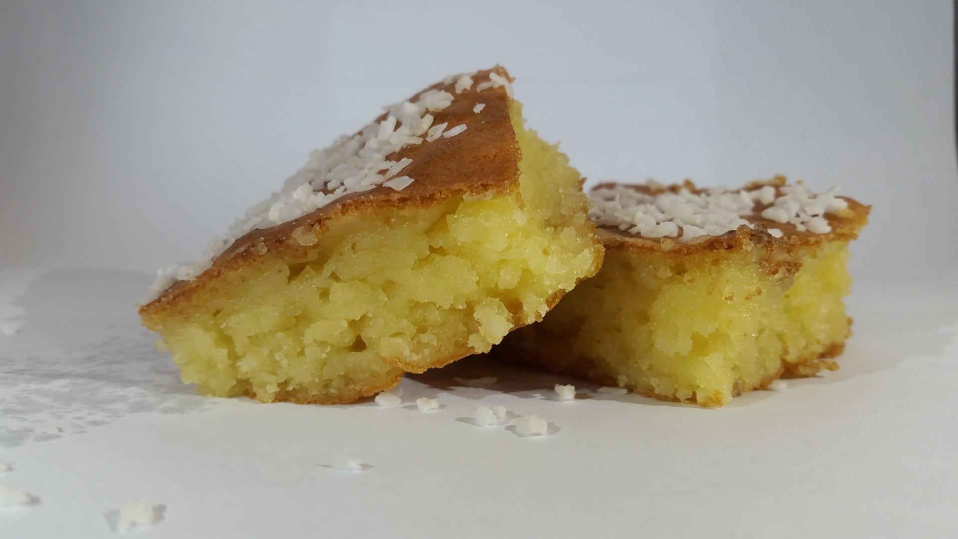 Tapioca Flour Chocolate Cake