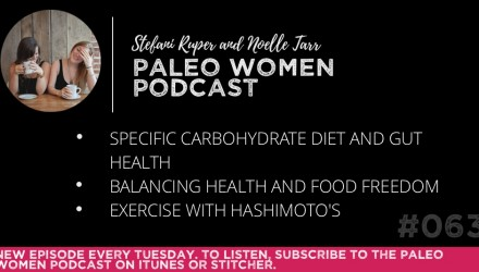 The Paleo Women Podcast Episode - 63