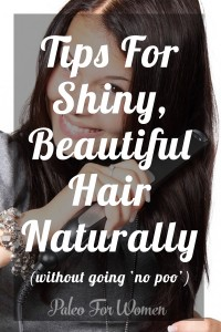 Interested in natural hair care, but intimidated by it? Find out how to get thick, shiny and totally flippable hair the natural way.