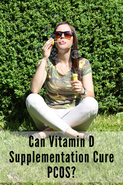 Got PCOS? Learn how vitamin D and calcium supplementation can help!