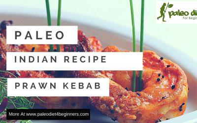 Indian Spiced Shrimp Kabobs