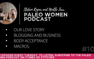 #100: Our Love Story, Blogging and Business, Body Acceptance, & Macros