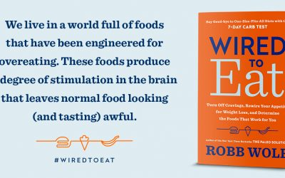 Wired to Eat Book Review
