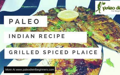 Paleo Indian Spicy Grilled Fish