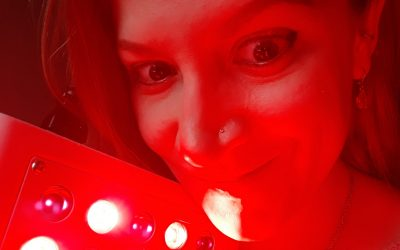 From skeptic to fanatic: how Red Light unexpectedly saved my skin