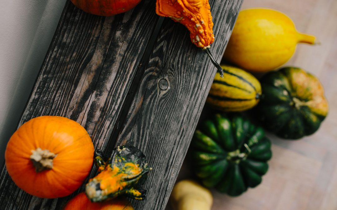10 Paleo Pumpkin Treats To Get You Through Pumpkin Spice Season