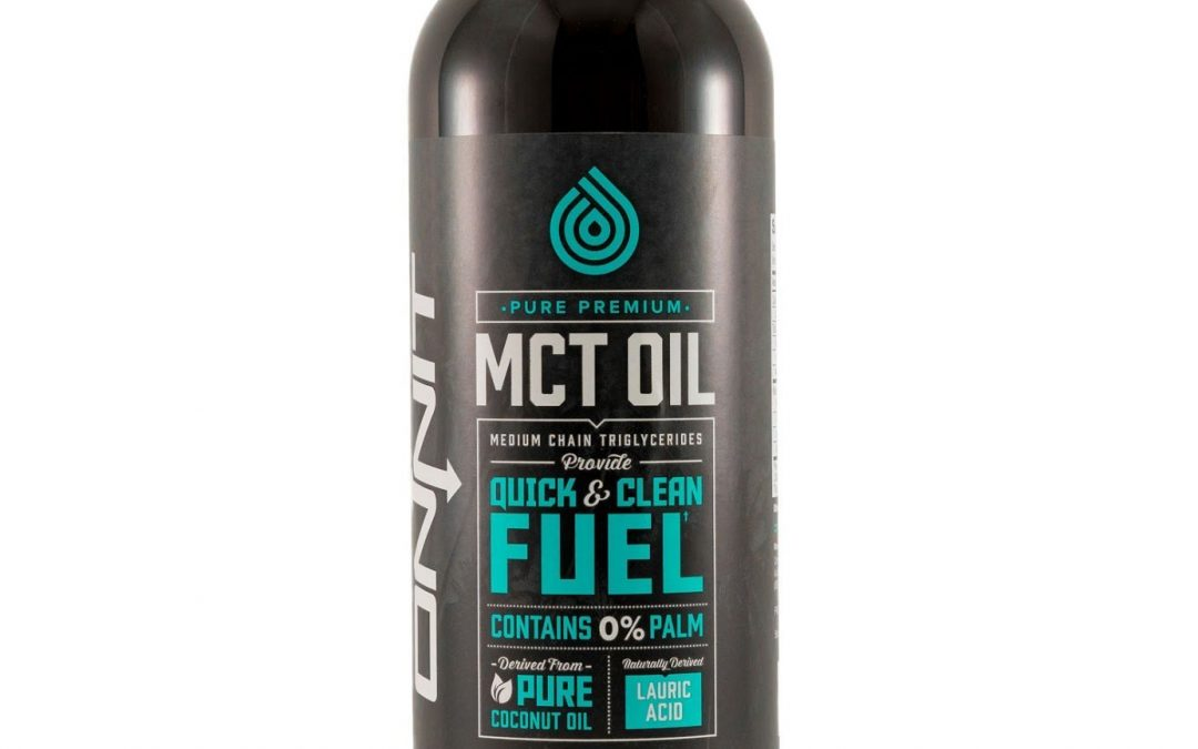 Everything You Wanted to Know About MCT Oil