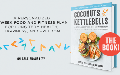 Coconuts & Kettlebells, THE BOOK: Coming Soon!