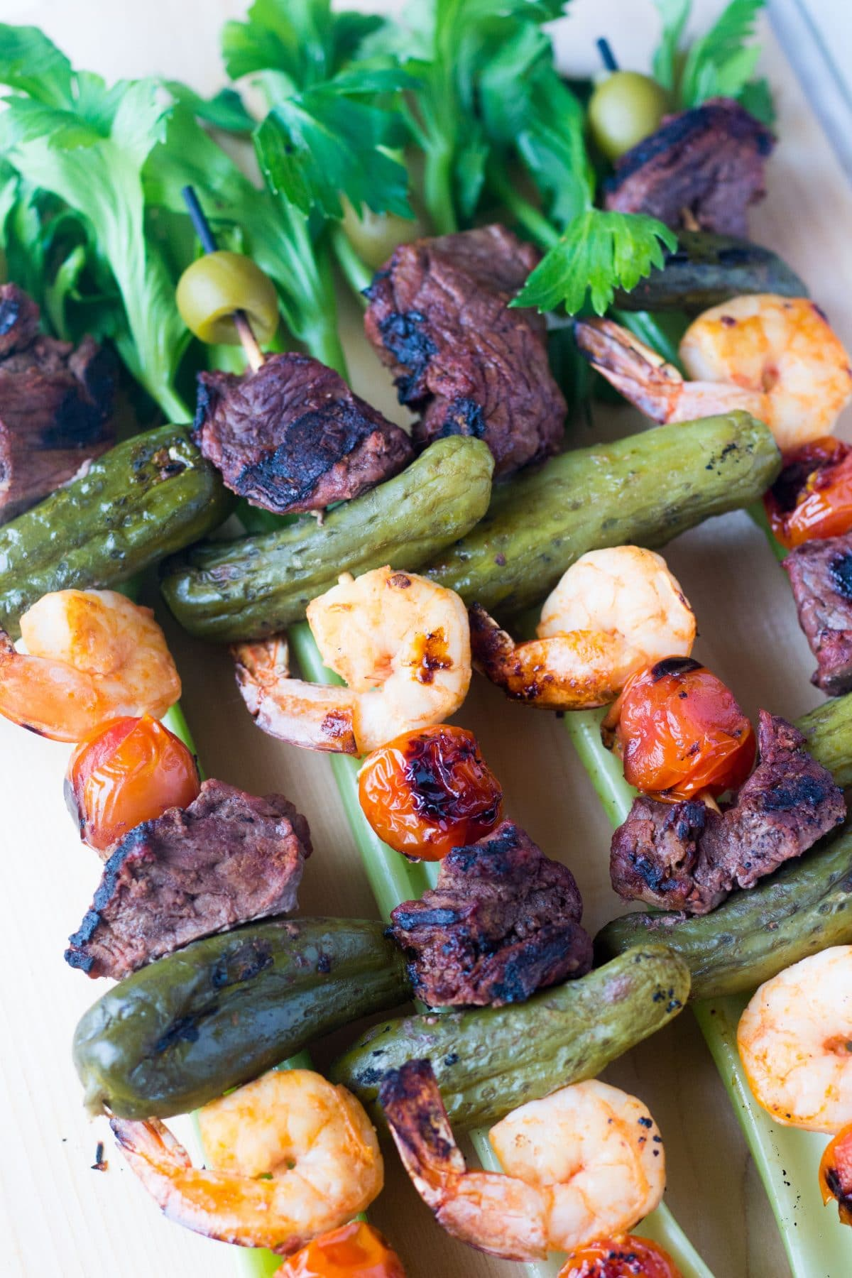 Paleo For Women Kabobs