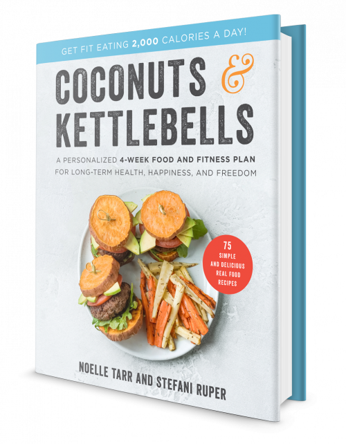 Coconuts and Kettlebells Book